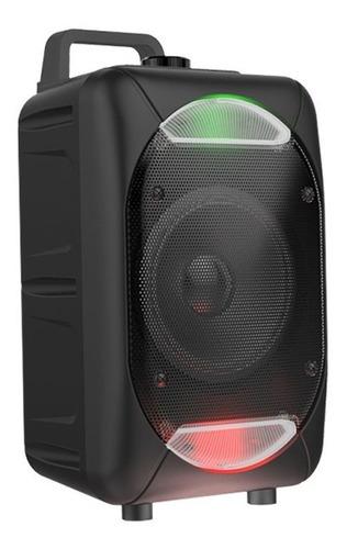 Corneta Portátil Bluetooth Usb Mp3 Karaoke Tienda