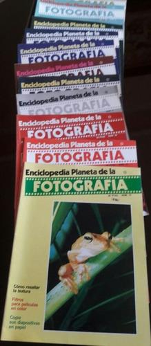 Fascículos De Enciclopedia Fotográfia