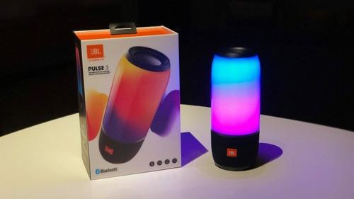 Jbl Pulse 3 - Bluetooth Impermeable / Original Con Garantia