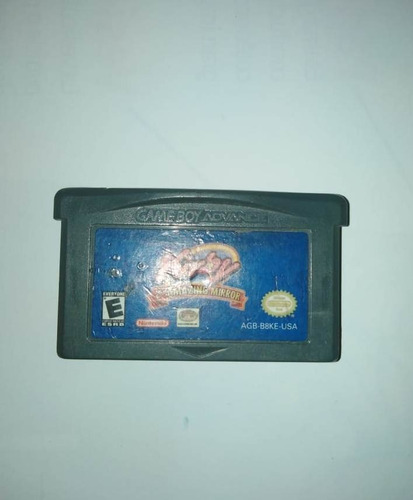 Juego De Gba Game Boy Advance Kirby