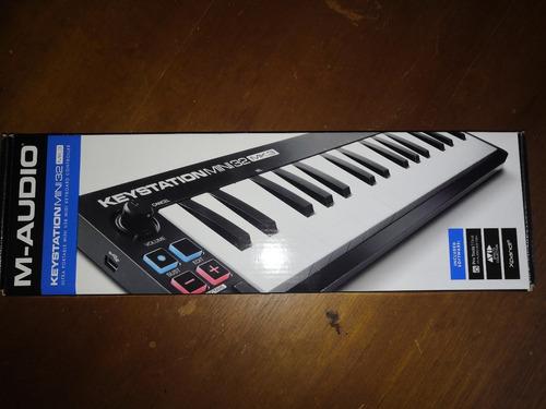 M Audio Keystation Mini 32 Mk3 | Controlador De Teclado Midi