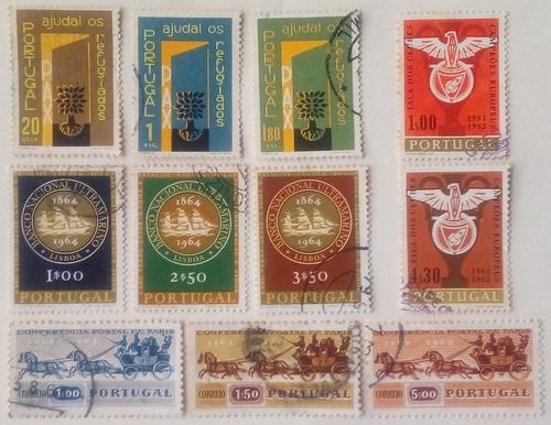 Portugal. Series Completas De Los Años 60´s.