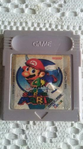 Super Mario Para Gameboy Color