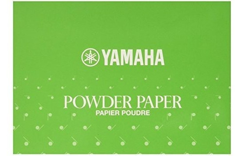 Yamaha Yac p Powder Papel