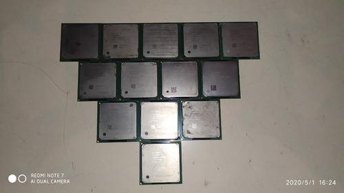 Cpu Intel Pentium 4 Socket Pga 2.26ghz / 512kb / 533mhz