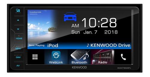 Kenwood Reproductor Pantalla Toyota Dmx718wbtl