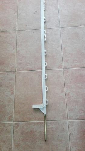 Kit De 20 Estantillo Para Cerca Electrica Movil.