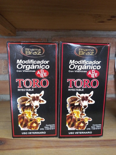 Modificador Organico El Toro