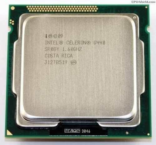 Procesador Intel® Celeron® G440 Zocalo  Vrds)