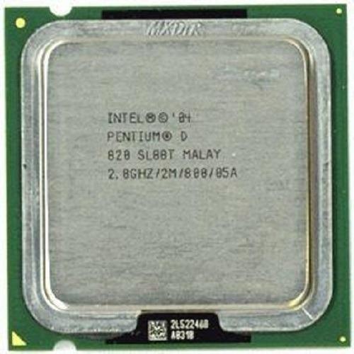 Procesador Intel® Pentium® D 820 Socket 775