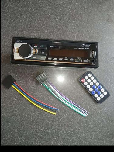 Reproductor De Carro Bluetooth Usb Aux Sd