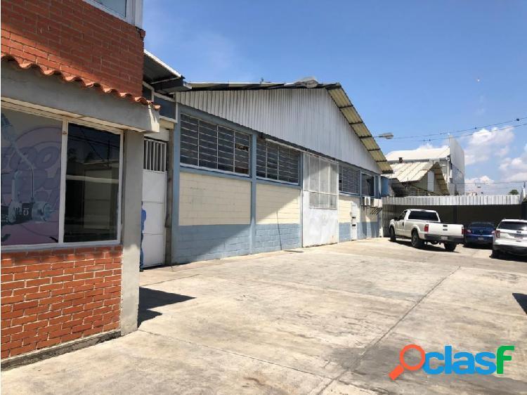 Junior Alvarado Alquila Galpon en Barquisimeto RAH20-5817
