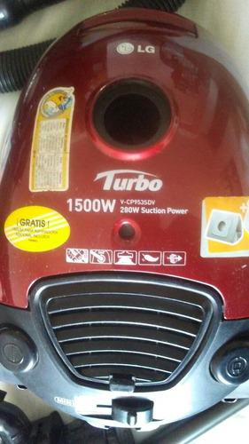 Aspiradora LG. Turbo Usada En Perfecto Estado. Mod 55
