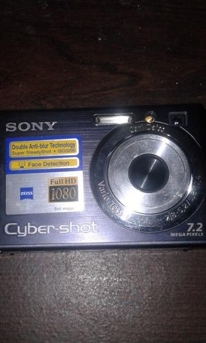 Camara Fotografica Y De Video Cyber Shot Sonysony De 7.2 Meg