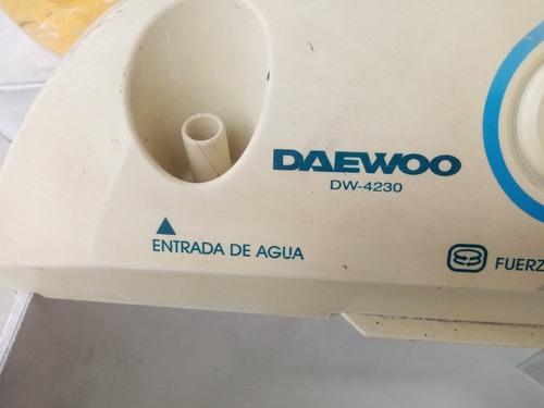 Carcasa De Lavadora Daewoo Dw- Sin Motores