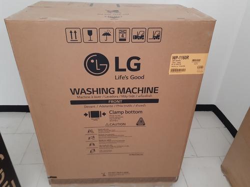 Lavadora LG Semi Automatica Doble Tina 8 Kg Modelo Wp-r
