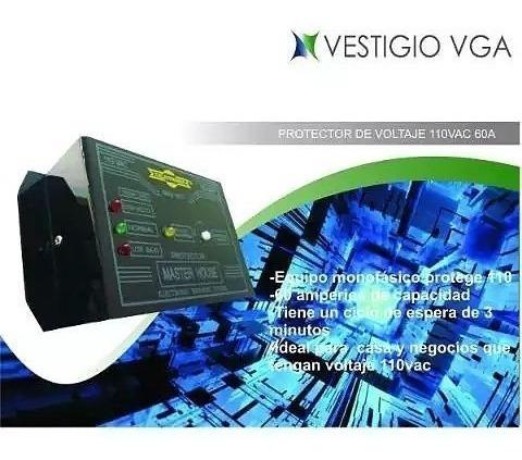 Protector De Voltage Para Toda La Casa 220v 60amp