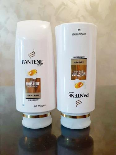 Shampoo (750 Ml) Y Acondicionador (710 Ml) De Pantene Pro-v