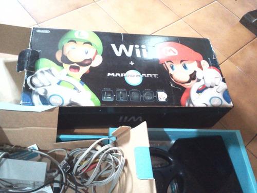 Vendo Nintendo Wii Original Poco Uso Como Nuevo