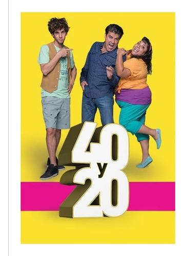40 Y 20 Serie De Comedia, Formato Digital, Se Aceptan Ptr