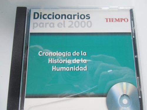 + Disco Cronología De La Historia De La Humanidad Original