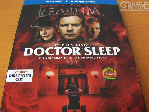 Doctor Sleep (Bluray + Hd) Original Nuevo Y Sellado