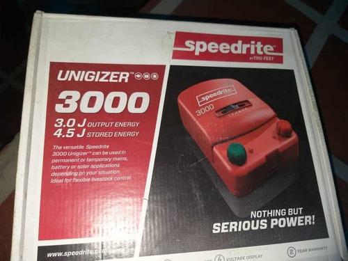 Energizador Speedrite Dual 30 Km Para Cerco Eléctrico