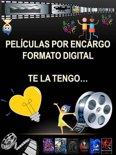 Películas Digitales Hd Y Series