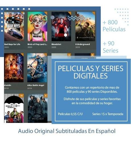 Películas Y Series Digitales