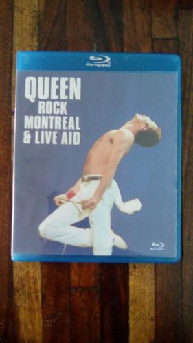 Pelicula De Concierto En Blu Ray De Queen (copia)