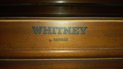 Piano Antiguo Whitney