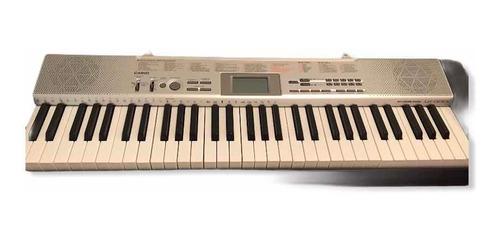 Piano Casio Lk 130 Usado ()