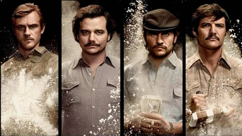 Serie Narcos Colombia Full Hd