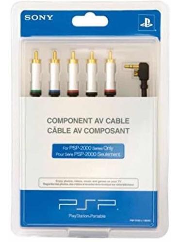 Sony Av Cable Psp 2000. Original Sony. Ref 20