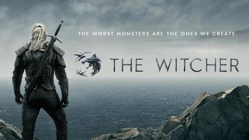 The Witcher (serie) Completa 8 Capítulos En Digital