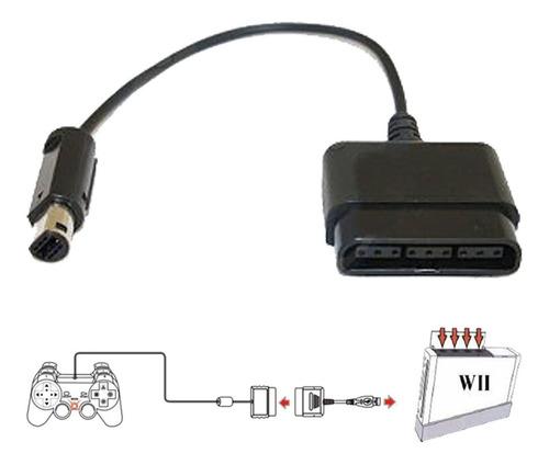 Adaptador De Control Playstation 2 Ps2 Al Gamecube Y Wii