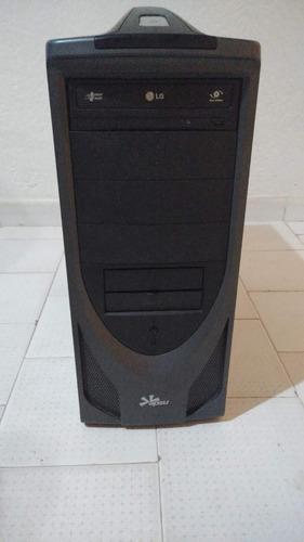 Computadora Dual Core 512 De Ram Ddr2 80 Hdd