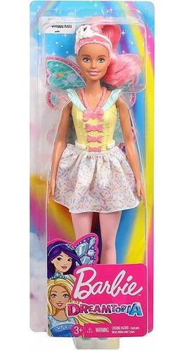 Muñeca Barbie Hada Dreamtopia Mattel Juguete Niñas