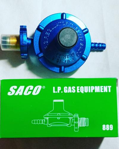Regulador De Gas Roscable 18 Y 43kg