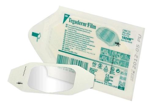 Tegaderm 3m Film Parches  W 6 X 7 Cm