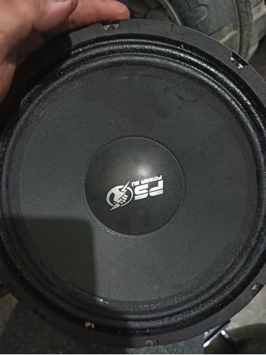 Combo De Equipo De Sonido Para Carro Plata Medio Batería