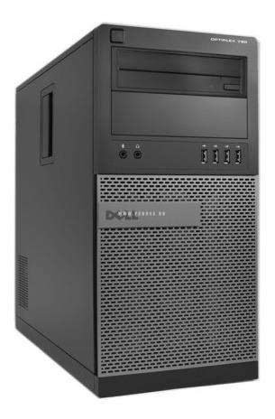 Computadora Dell Optiplex 7010