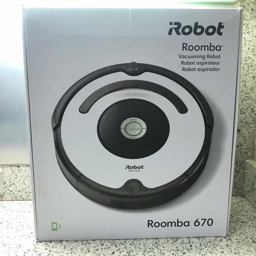 Irobot 670 & E6 Robot Aspiradora Somos Tienda Fisica