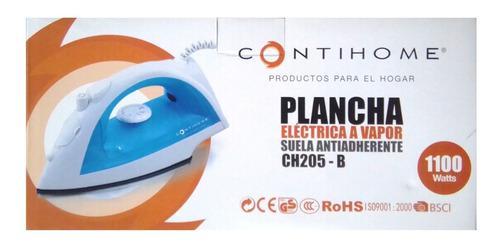 Plancha Eléctrica Vapor Antiadherente Control De Temperatur