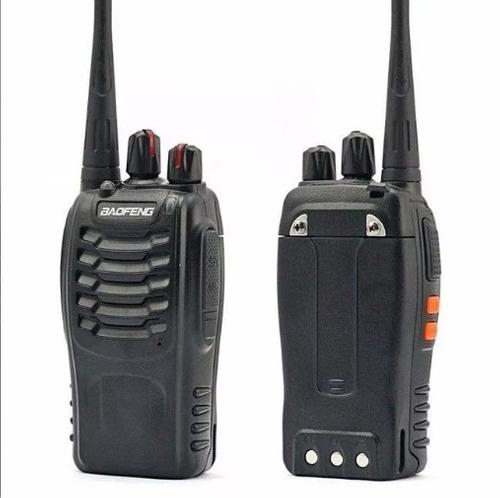 Radio Portatil Baofeng 888s Uhf mhz Transmisor 2 Vias