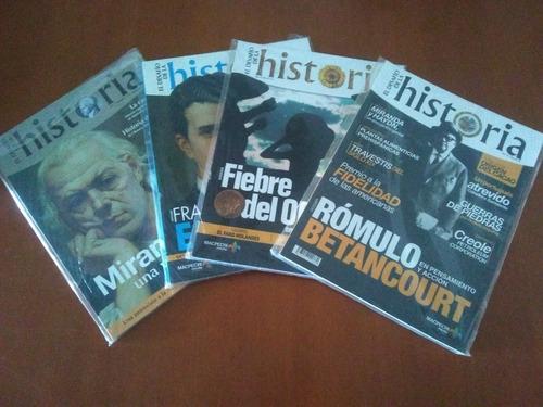 Revistas El Desafío De La Historia