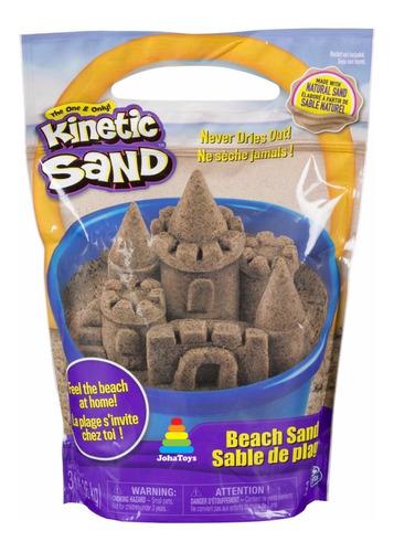 Arena Kinética Kinetic Sand Arena De Playa Original