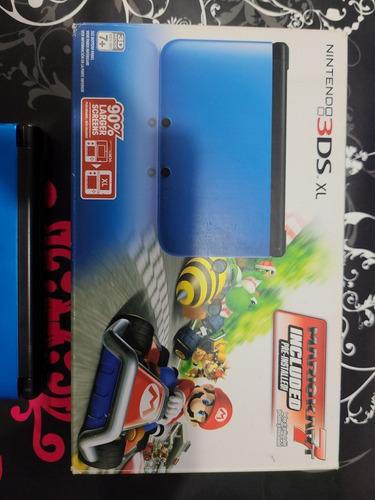 Consola Nintendo 3ds Xl Más Sorpresas Incluidos Ref 180v