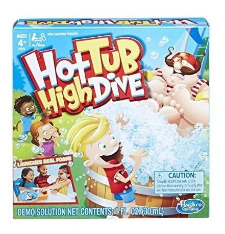 Juego De Mesa Hot Tub High Five Para Niños