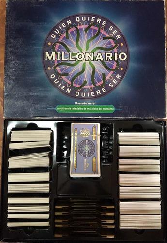 Juego De Mesa Quien Quiere Ser Millonario Original Mattel